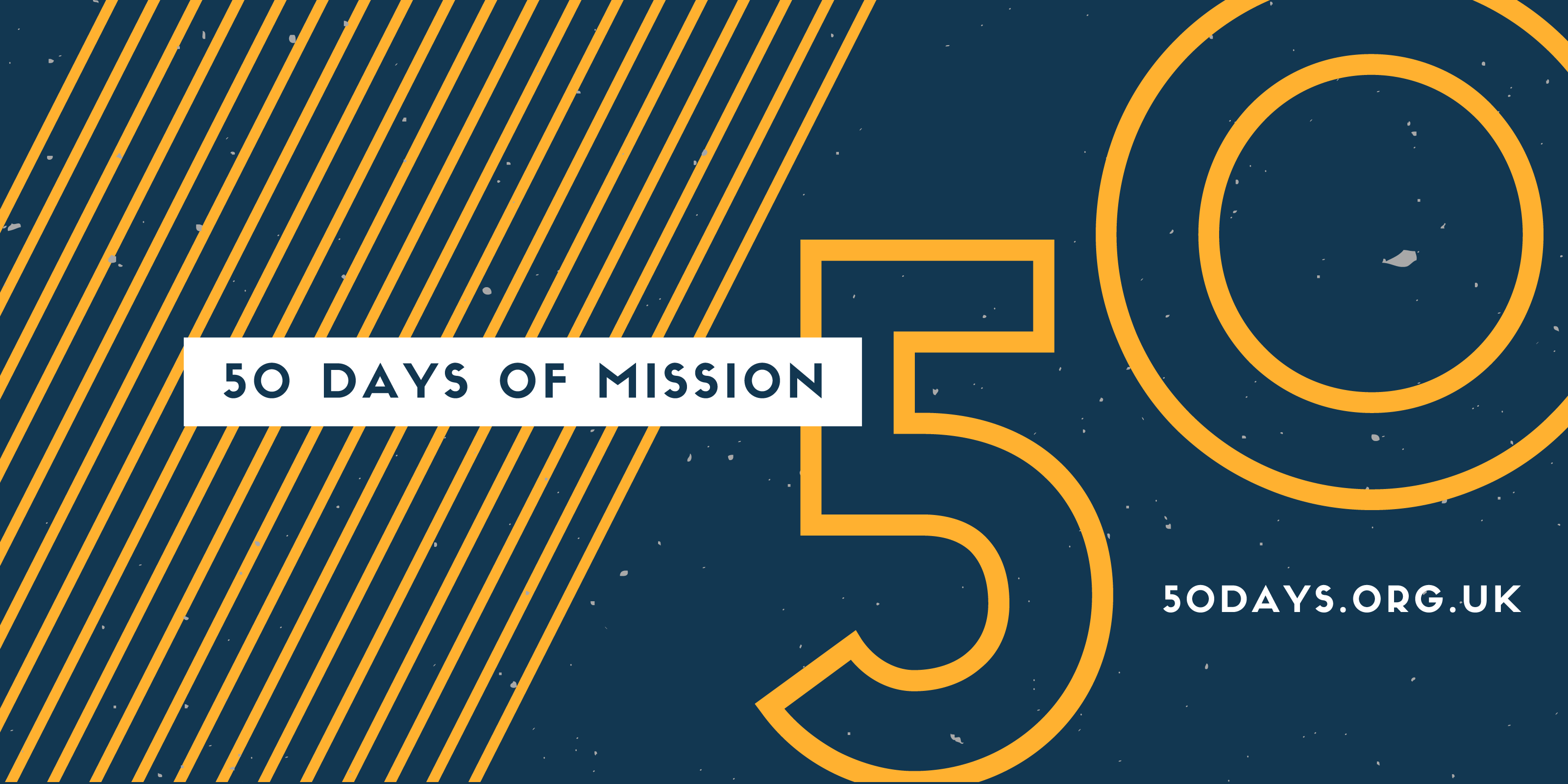 50 Days of Mission