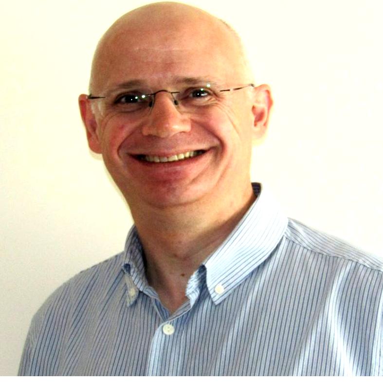 Nick Lear, EBA Regional Minister