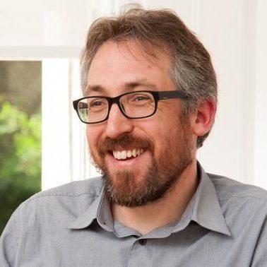 Simon Goddard, EBA Regional Minister